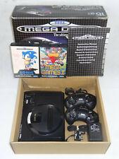 Sega Mega Drive Console Boxed Sonic The Hedgehog
