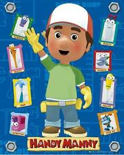 Handy Manny : Solo - Mini Poster 40cm x 50cm new and sealed
