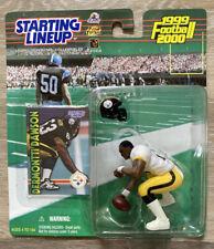 1999 NFL Dermontti Dawson SLU Pittsburgh Steelers Kenner Action Figure Lineup