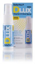 BetterYou DLUX 1000 - Daily Vitamin D Oral Spray  D3