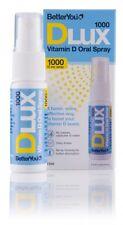 BetterYou Dlux 1000-diario de vitamina D oral spray D3