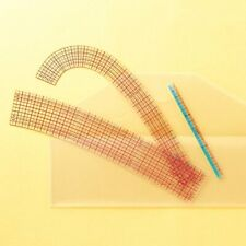Clover Sewing Supplies Clover Curve Ruler Mini measure with 25-051