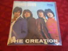 "7"" 45rpm the creation Midway down/the girls are Naked"