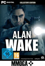 Alan Wake Collector's Edition - Steam Digital Key PC Spiel Code [Action] [EU/DE]