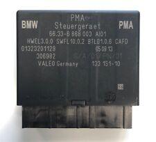 BMW i3 I01 PMA Parkassistent Steuergerät Control Unit 66336868003