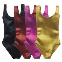 1:6 Scale Female Clothing 12'' Figure Vest Leotard Bodysuit For Hot Toys