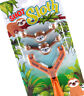 SMILE SLOTH SLINGSHOT BOYS GIRL SHOOTING TOY GIFT XMAS CHRISTMAS STOCKING FILLER