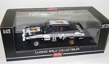 1/18 Ford Escort Mk2 RS1800 Shell Oils  Circuit of Ireland 1982  A.Vatanen