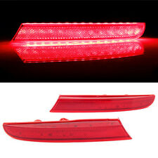 Rear Bumper LED Reflector Lamp 2Way Completed for SSANGYONG 2013 - 2015 Rexton W