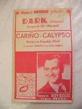 Partition Dark Mychell Carino Calypso Candid Hall Francis Raybaud