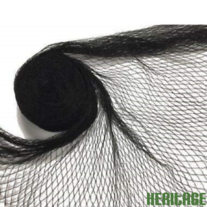 Garden Fish Pond Net Cover Pool Netting Heron Cat Fox Leaves Protection + Pegs