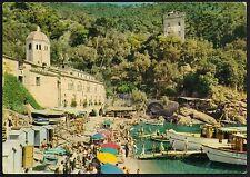AD1536 Genova - Provincia - San Fruttuoso di Camogli - Spiaggia e Imbarcadero