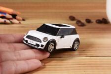 Mini Car Mobile Phone, Dual sim Card, Memory, Unlocked, White