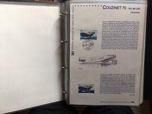 Collection TOUS Les Documents TIMBRES  De La Poste  Premier Jour 1973 À 2000 !!