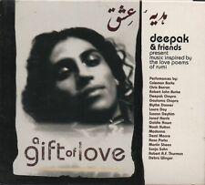 DEEPAK & FRIENDS...RUMI - A gift of love - CD album