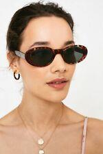 Komono Alina Brown Retro Sunglasses - Brand New RRP £49