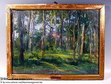 Wilhelm runze Frankfurt 1. WK #1 pintura acuarela chatelet à roye france 1915