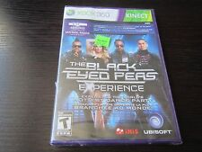 Microsoft Xbox 360:  Black Eyed Peas Experience -- Limited Edition  New Sealed