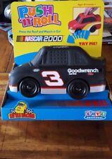 PUSH'N'ROLL NASCAR 2000 DALE EARNHARDT #3 [ERTL Preschool] Ltd *NEW*