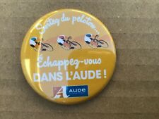 Cyclisme Badge Aude Tour De France 2018