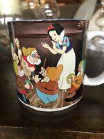 Walt Disney World Mug Snow White and Seven Dwarfs Park Exclusive Coffee Tea