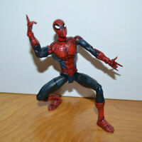 "MARVEL LEGENDS SPIDER-MAN Action Figure Toybiz 2001 6"" Classics Comics"
