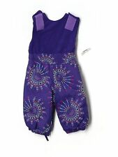 New Baby Girl Columbia Purple Omni Shield Snow Suit Pants Size 3-6 Months