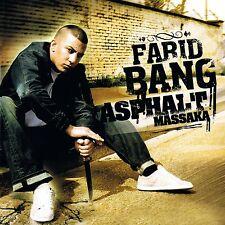 FARID BANG - ASPHALT MASSAKA  CD NEU