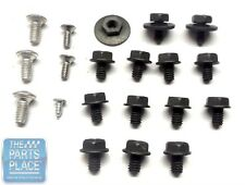 1964-67 GM Cars Door Hardware Mounting Bolt Kit - 20 Pieces
