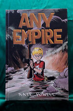Any Empire by Nate Powell - Hardbound - Free Shipping