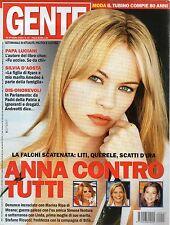 Gente 2006 43.ANNA FALCHI,MONICA BELLUCCI,HUGH LAURIE,GABRIELLA PESSION