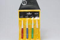 Bergeon 30102S oiler set assortment of 4
