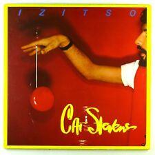 """12"""" LP - Cat Stevens - Izitso - D1051 - cleaned"""