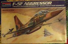 Monogram F-5F Aggressor Kit 54411 1985  1:48