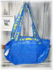 HOME KONTOR IKEA Tasche Mini Brattby 27x27cm Bag Miniatur blau Strand Neu Top