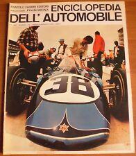 Pininfarina ENCICLOPEDIA DELL'AUTOMOBILE 1968 n° 47 PARTENZA 500MIGLIA INDIANAP.