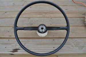 VW Classic Beetle Steering Wheel