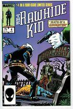 RAWHIDE KID #4 1985 MARVEL COPPER AGE DIRECT EDITION UNREAD NM/MINT!