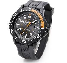 Timex T49940 Men's Expedition Uplander Black Resin Watch Indiglo Analog sport