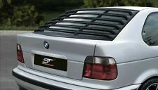 BMW E36 3 COMPACT LOUVER WINDOW / WINDOW SPOILER