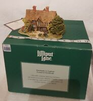 Lilliput Lane BOWBEAMS 1997 Mint condition with Box & Deed