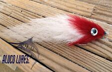 Pack of 3 Red-Head Punks, size 3/0, 6 inch