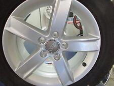 original Audi A4 B8 LLANTAS DE ALUMINIO EN 7jx16 Et46 5x112mm 8k0071496 No