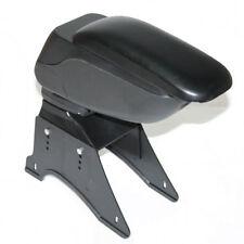 Universal Car Black Sliding Centre Armrest Arm Rest Console Storage Box