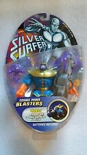 Toybiz Marvel Silver Surfer Animated Series Thanos New & Sealed
