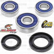 All Balls Rear Wheel Bearings & Seals Kit For Yamaha TY 175 1976 76 Motorcycle