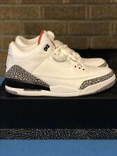 Air Jordan Retro 3 III White Cement Size 13 2011