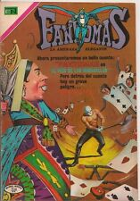 Fantomas # 75  1971 Color Mexico Spanish Lang FINE-