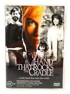 The Hand that Rocks the Cradle (DVD, 1992) Rebecca De Mornay Region 4 Free Post