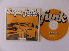 CD single SUPERFUNK Come back 3 titres supamix Bob SINCLAR mix .. 724389597325